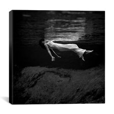 """""""Woman in Water"""" Canvas Wall Art by Toni Frissell"""
