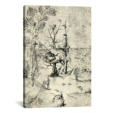 'The Man Tree' by Hieronymus Bosch Painting Print on Canvas