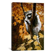 """Up a Tree"" Canvas Wall Art by Ron Parker"