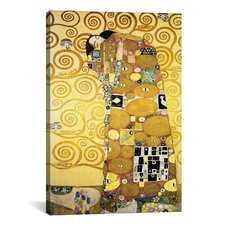 'Stoclet Palace' by Gustav Klimt Painting Print on Canvas