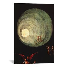'The Ascent of The Blessed (Detail)' by Hieronymus Bosch Painting Print on Canvas
