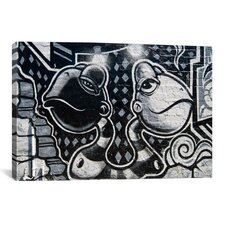 Two Heads Are Better Than One Canvas Wall Art