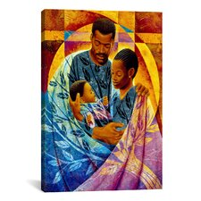 """Tender Moments"" Canvas Wall Art by Keith Mallett"