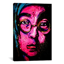 Lenon 001 Canvas Print Wall Art