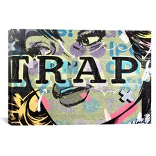 Trap Canvas Print Wall Art
