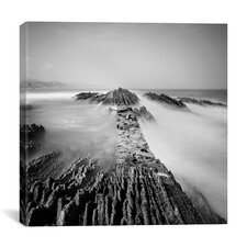 Zumaia Canvas Print Wall Art
