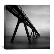 Wharf de la Salie Canvas Print Wall Art