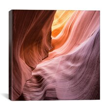 'The Lower Wave III' by Moises Levy Photographic Print on Canvas
