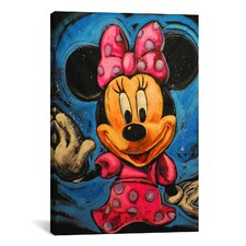 Mickey 003 Canvas Wall Art by Rock Demarco