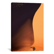 Namibia The Dune Canvas Wall Art by Nina Papiorek