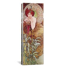 Emerald, 1900 Canvas Print Wall Art