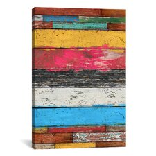 Country Pop #2 by Maximilian San Graphic Art on Canvas