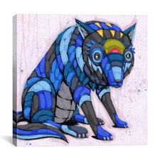 Case of the Blues Canvas Print Wall Art