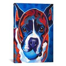 DawgArt Atticus Canvas Print Wall Art