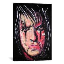 Rock Demarco Brennan Grand Opening 010 Canvas Print Wall Art