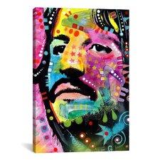 Dean Russo Ringo Starr Canvas Print Wall Art