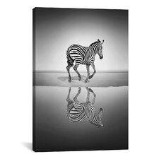 Sea Of Freedom Photographic Print on Canvas by Ben Heine