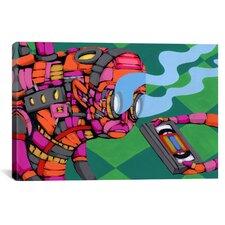 Ric Stultz Seen Too Much Canvas Print Wall Art
