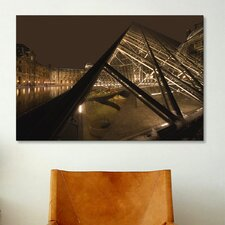 'Louvre' by Sebastien Lory Photographic Print on Canvas