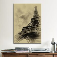 'Parisian Spirit' by Sebastien Lory Photographic Print on Canvas