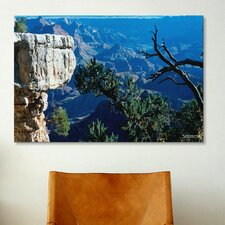 'H- Grand Canyon' by Gordon Semmens Photographic Print on Canvas