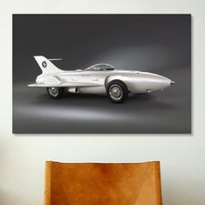 Cars and Motorcycles 1954 Gm Xp-21 Firebird Concept Photographic Print on Canvas