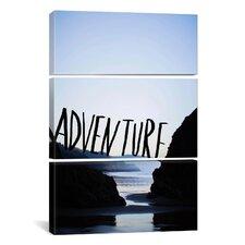 Leah Flores Adventure (Arcadia) 3 Piece on Canvas Set