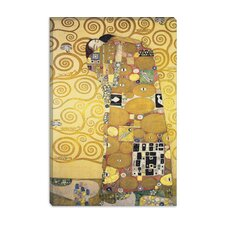 """Erfullung, 1905"" Canvas Wall Art by Gustav Klimt"