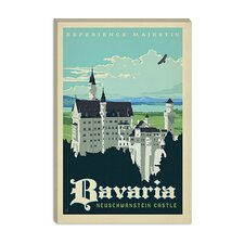 <strong>iCanvasArt</strong> Bavaria, Germany Canvas Wall Art
