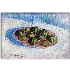 """Basket of Apples"" Canvas Wall Art by Vincent van Gogh"