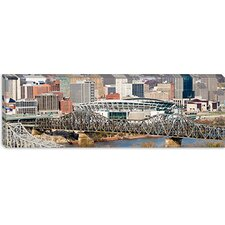 Paul Brown Stadium, Cincinnati, Hamilton County, Ohio Canvas Wall Art