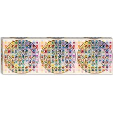 Canada One Cent Panoramic #2 Graphic Art on Canvas