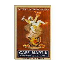 """Cafe Martin"" (Vintage Art) by Leonetto Cappiello"