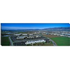 Silicon Valley Business Campus in San Jose, California Canvas Wall Art
