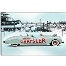 <strong>iCanvasArt</strong> 1941 Chrysler Newport Dual Cowl Phaeton Pace Car Canvas Wall Art