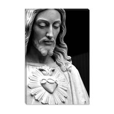 <strong>iCanvasArt</strong> Jesus Christ Photographic Canvas Wall Art