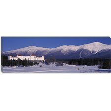 Mt. Washington Hotel Resort, Mount Washington, New Hampshire Canvas Wall Art