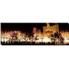 <strong>iCanvasArt</strong> The Strip, Las Vegas, Nevada Canvas Wall Art