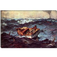 """Gulf Stream"" Canvas Wall Art by Winslow Homer"