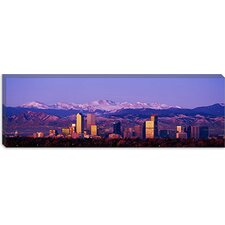 <strong>iCanvasArt</strong> Denver, Colorado Canvas Wall Art