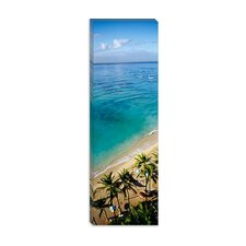 Waikiki Beach, Honolulu, Oahu, Hawaii Canvas Wall Art