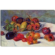 """Fruits of the Midi"" Canvas Wall Art by Pierre-Auguste Renoir"