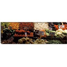 Pike Place Market, Seattle, Washington Canvas Wall Art