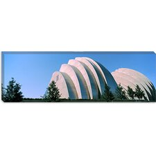 Kauffman Center for the Performing Arts, Kansas City, Missouri Canvas Wall Art