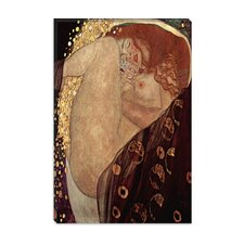 "<strong>iCanvasArt</strong> ""Danae"" Canvas Wall Art by Gustav Klimt"