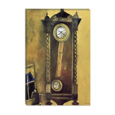 """Clock, 1914"" Canvas Wall Art by Marc Chagall"