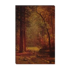 """Dogwood"" Canvas Wall Art by Albert Bierstadt"