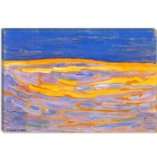 <strong>iCanvasArt</strong> Dune l, 1909 Canvas Wall Art by Piet Mondrian