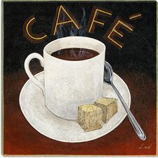 """Cup of Coffee"" Canvas Wall Art by Pablo Esteban"
