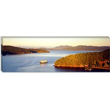 <strong>iCanvasArt</strong> San Juan Islands Washington Canvas Wall Art